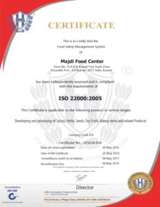 majdi-food-22000-certificate-16